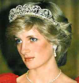 Princess Diana Eating Disorder